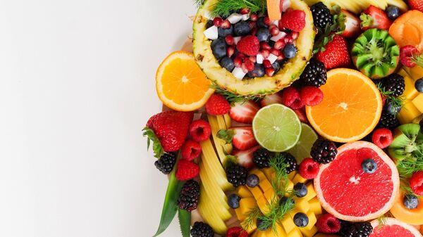 Frutas, imagen referencial - Sputnik Mundo