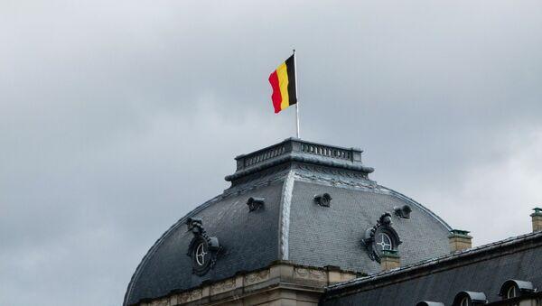 La bandera de Bélgica  - Sputnik Mundo