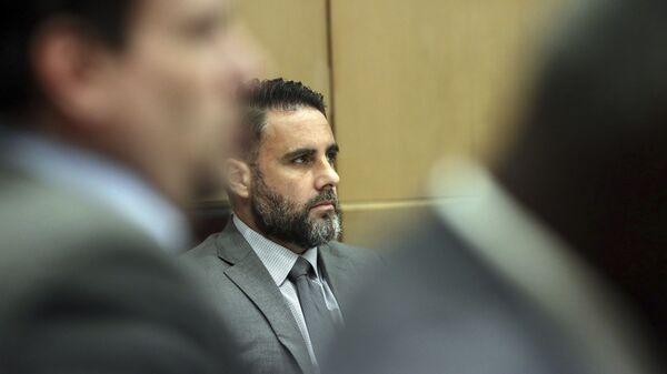 Pablo Ibar durante el juicio en 2019 - Sputnik Mundo