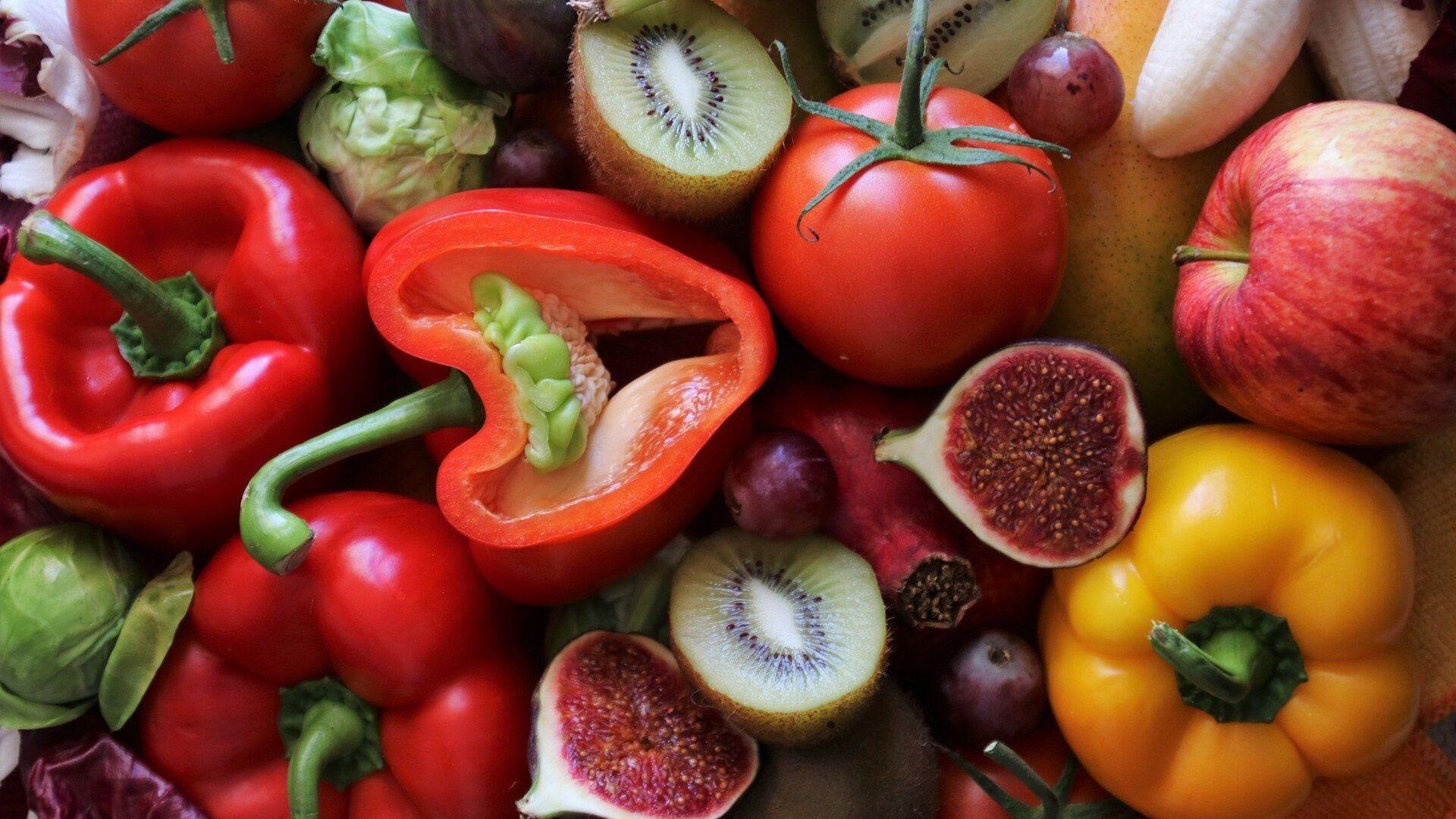 Frutas y verduras (imagen referencial) - Sputnik Mundo, 1920, 18.09.2021
