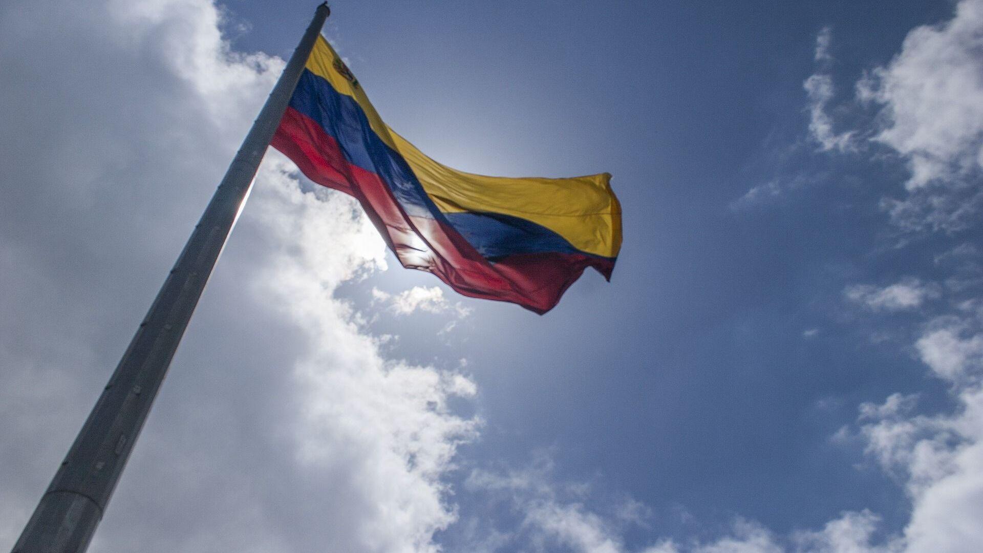 Bandera de Venezuela - Sputnik Mundo, 1920, 02.02.2021