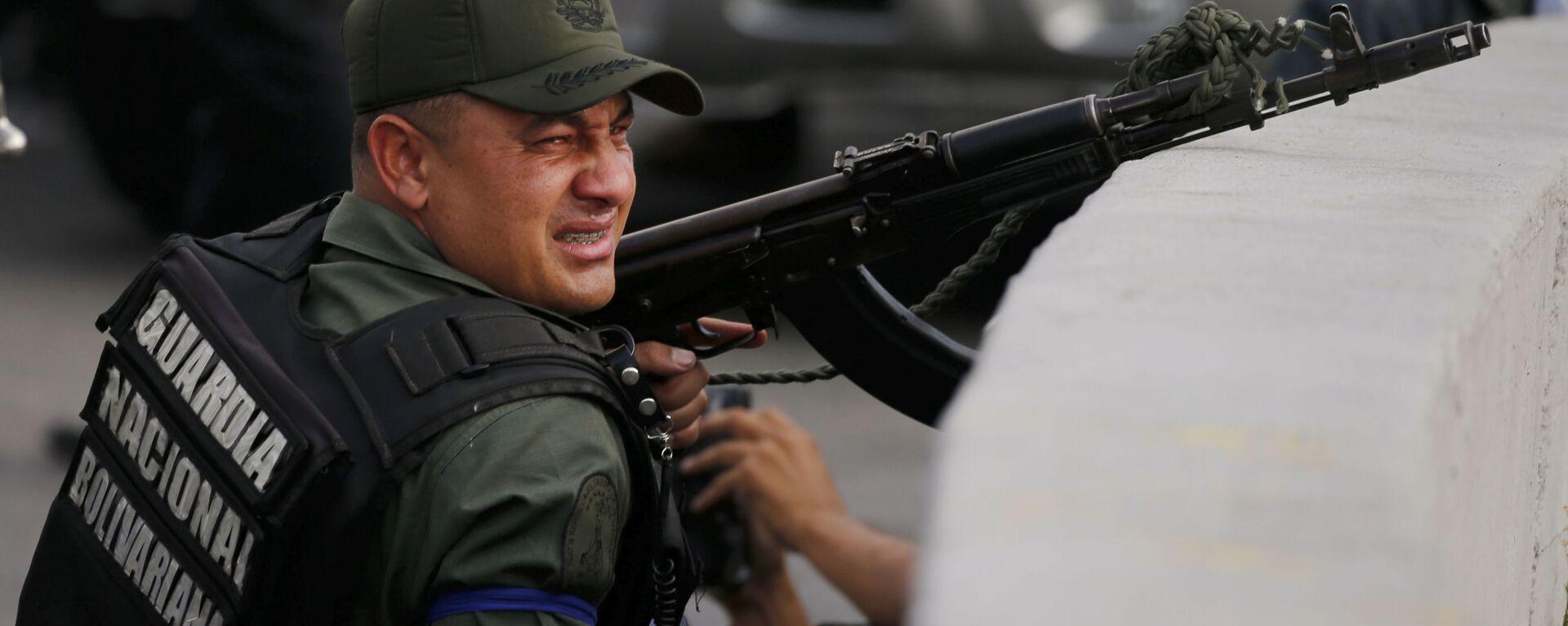 Guardia Nacional Bolivariana de Venezuela - Sputnik Mundo, 1920, 12.05.2021