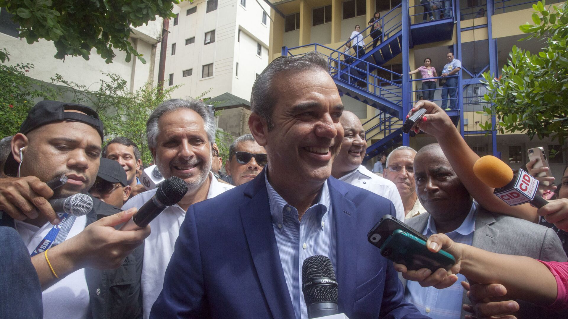 Luis Abinader, candidato a las elecciones presidenciales de República Dominicana - Sputnik Mundo, 1920, 05.10.2021