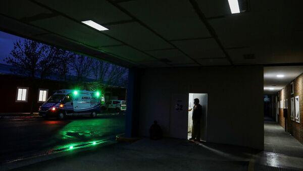 Hospital en Argentina - Sputnik Mundo