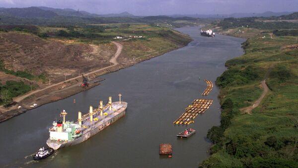 Canal de Panamá (archivo) - Sputnik Mundo