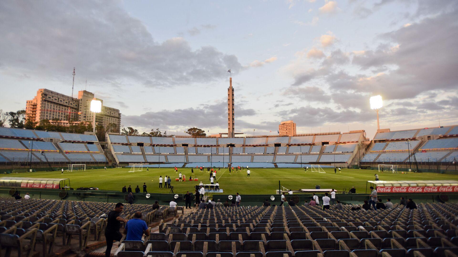 El Estadio Centenario en Montevideo, Uruguay - Sputnik Mundo, 1920, 29.07.2021