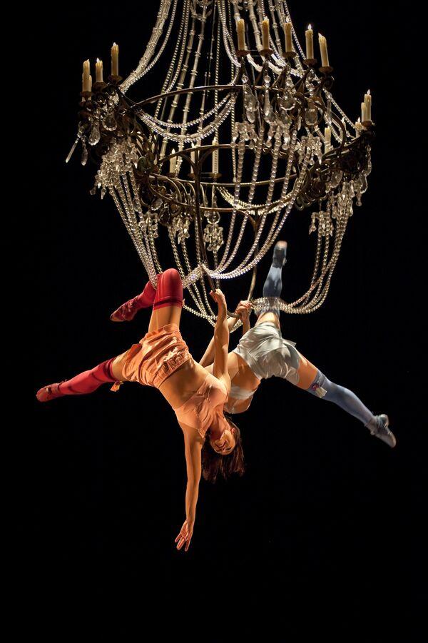 """El Cirque du Soleil llega a Rusia con su nuevo """"Corteo"""" espectacular - Sputnik Mundo"""