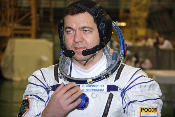 Oleg Skrípochka - Sputnik Mundo
