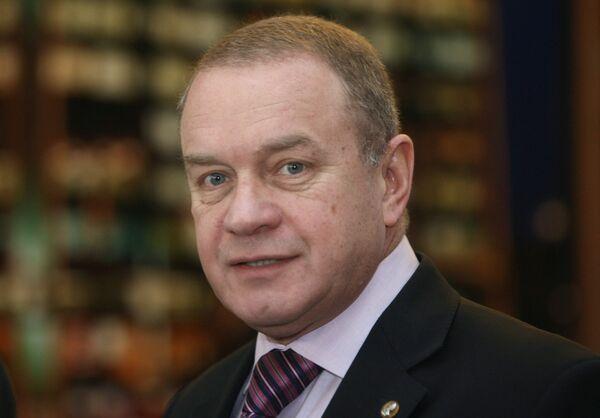 El jefe de la corporación Energuia, Vitali Lopota - Sputnik Mundo