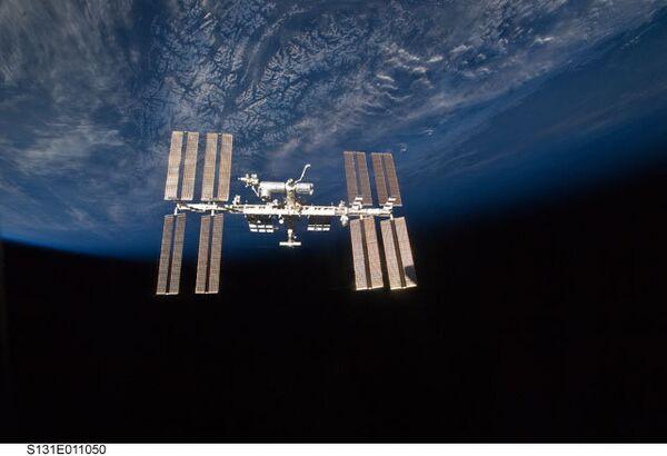 Kazajstán solicita a Rusia incluir a cosmonauta kazajo en vuelos a la ISS - Sputnik Mundo