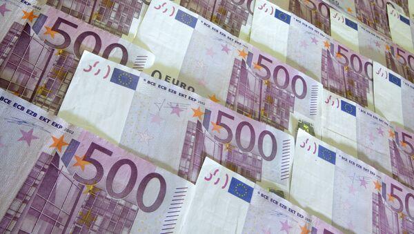 España solicita por primera vez ayuda financiera de la UE para su banca - Sputnik Mundo