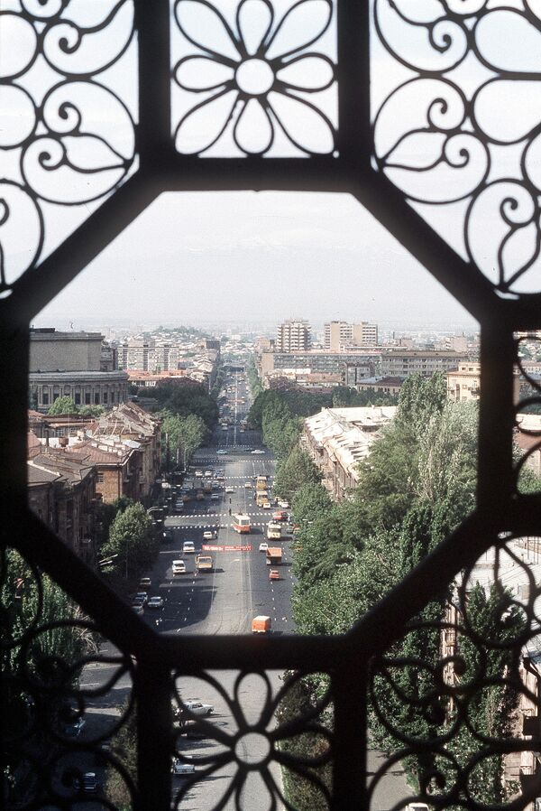 Ereván - Sputnik Mundo