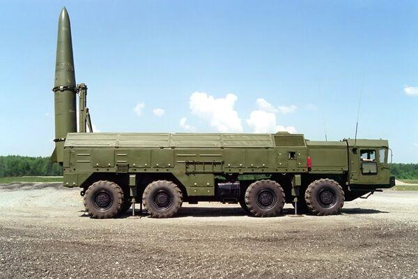Misiles tácticos Iskander - Sputnik Mundo