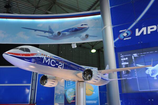 El nuevo avión regional ruso МS-21 - Sputnik Mundo