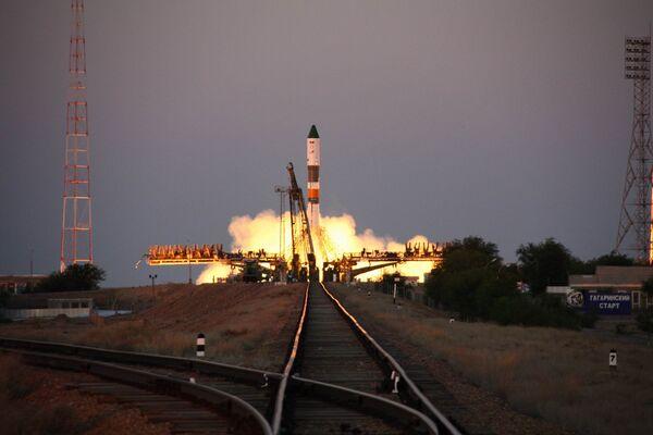 El cosmódromo de Baikonur - Sputnik Mundo
