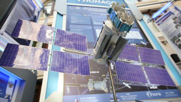 Modelo de satélite Glonass - Sputnik Mundo
