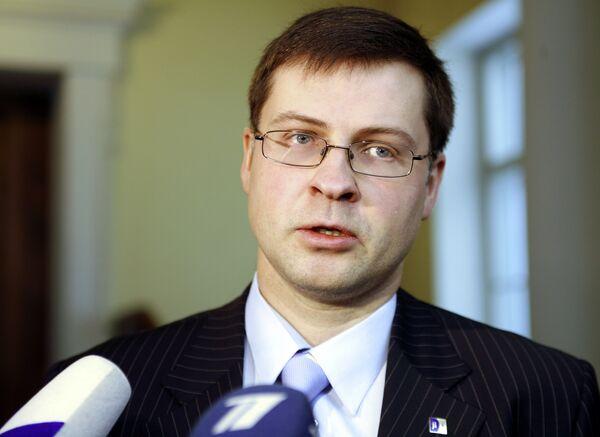 Valdis Dombrovskis - Sputnik Mundo