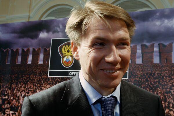 El director de la Unión Rusa de Fútbol, Alexei Sorokin - Sputnik Mundo