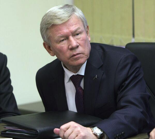 El director de la Agencia Espacial de Rusia (Roscosmos), Anatoli Perminov - Sputnik Mundo