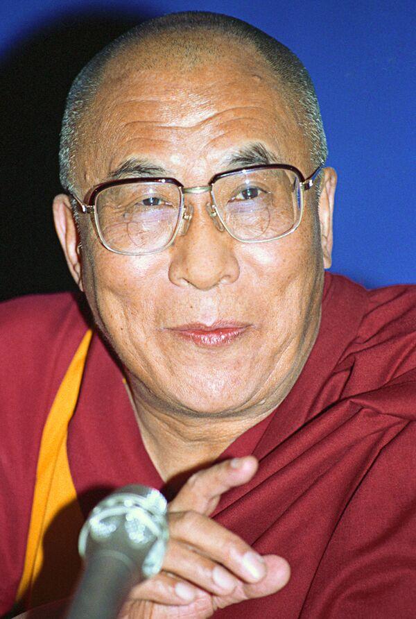 El Dalai Lama  - Sputnik Mundo