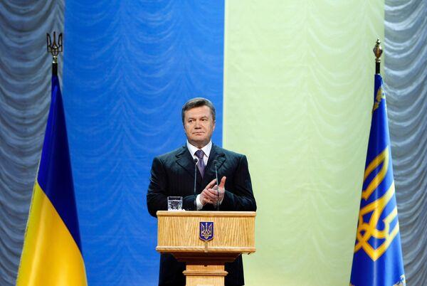 Víctor Yanukóvich - Sputnik Mundo