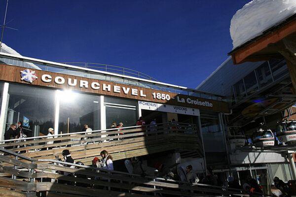 Estación de esquí de Courchevel volverá a ser museo al aire libre - Sputnik Mundo