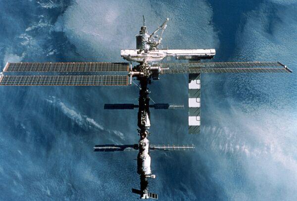 La Estación Espacial Internacional (ISS) - Sputnik Mundo