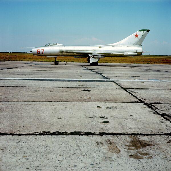 Caza MiG-21  - Sputnik Mundo