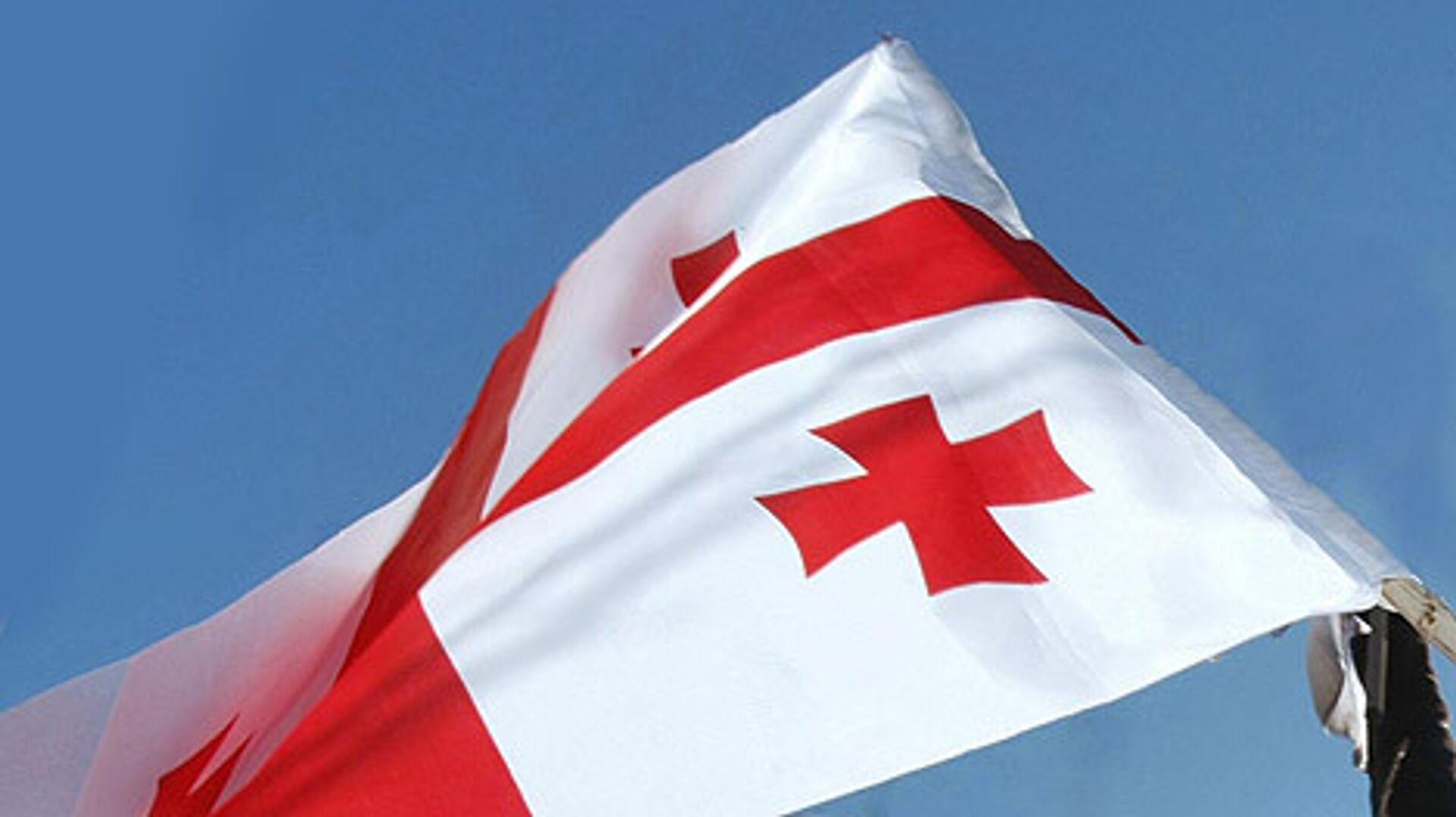 Bandera de Georgia - Sputnik Mundo, 1920, 27.09.2021