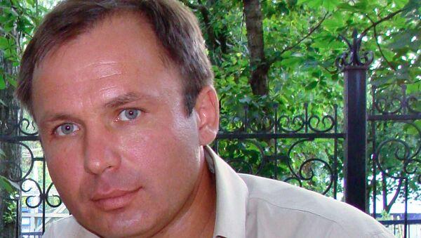 El piloto ruso Konstantín Yaroshenko - Sputnik Mundo