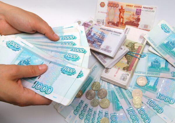 Inflación en Rusia baja en 2011 a mínimo histórico de 20 años - Sputnik Mundo