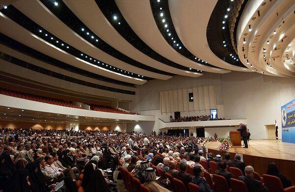 Parlamento iraquí. Archivo. - Sputnik Mundo