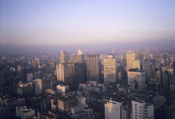 Sao Paulo se enfrenta a la mayor crisis hídrica en 84 años - Sputnik Mundo