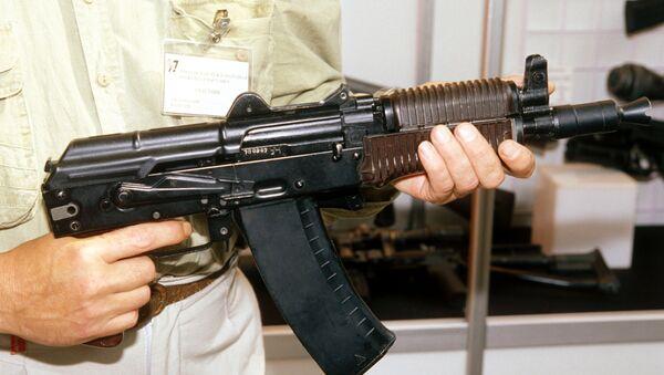 Rusia usará kits de bricolaje para modernizar el Kalashnikov - Sputnik Mundo