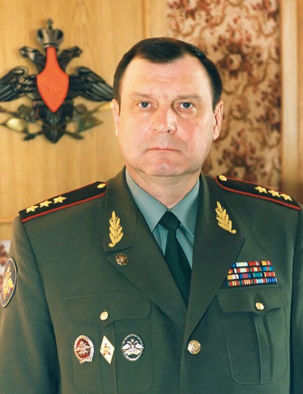 Dmitri Bulgákov - Sputnik Mundo