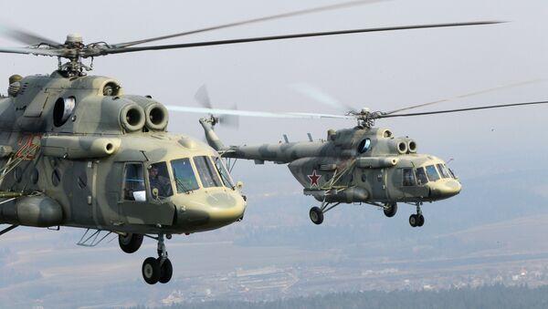 Mi-17 - Sputnik Mundo