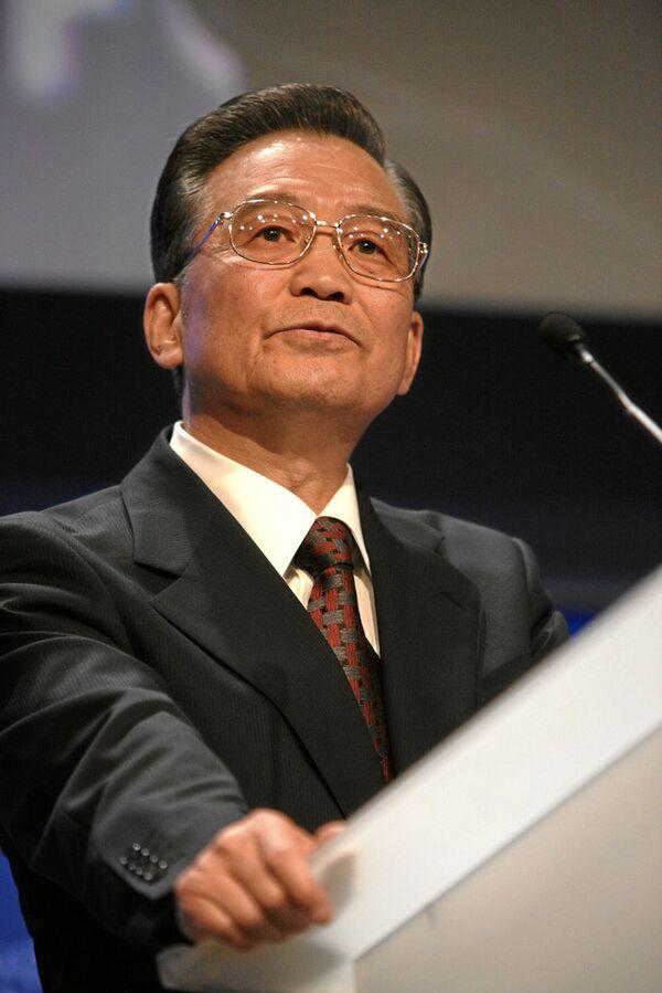 Wen Jiabao - Sputnik Mundo