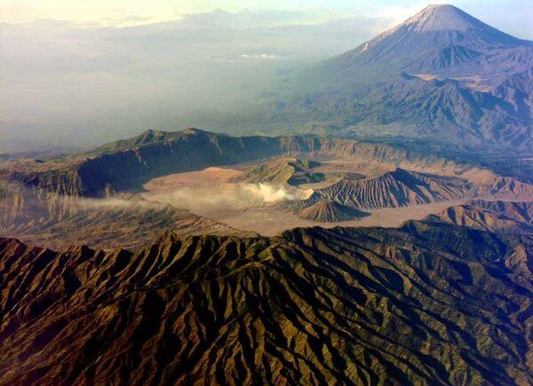 El volcán Bromo - Sputnik Mundo