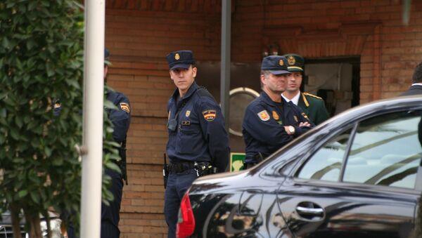 Policia de España - Sputnik Mundo