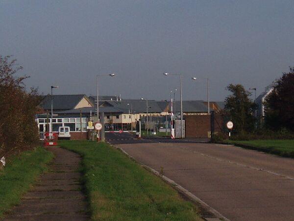Centro de deportación Yarl's Wood en Gran Bretaña - Sputnik Mundo