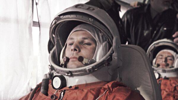 Yuri Gagarin - Sputnik Mundo