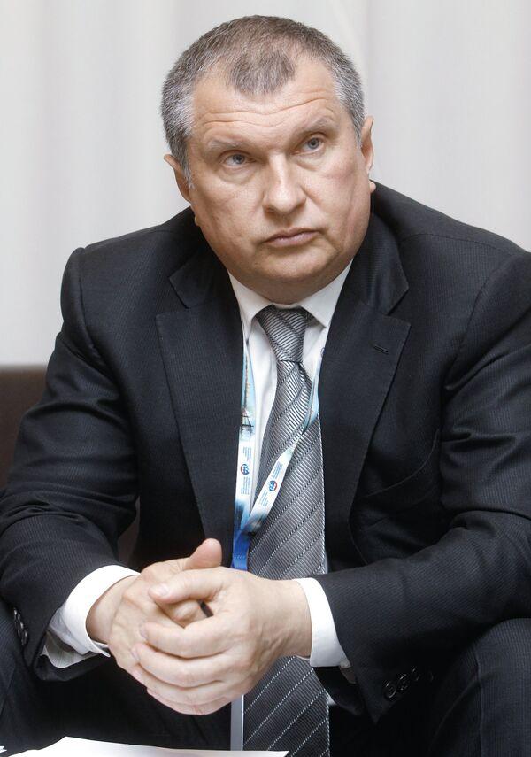 Ígor Sechin - Sputnik Mundo