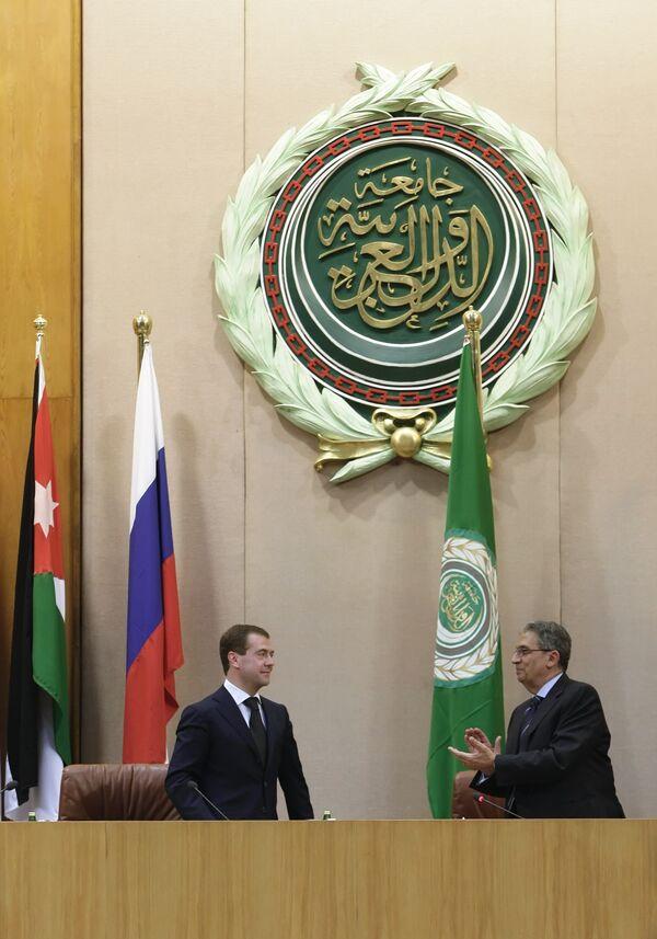 Liga Árabe  - Sputnik Mundo