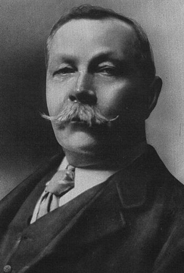 Arthur Conan Doyle - Sputnik Mundo
