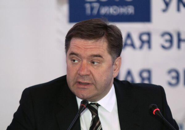 El ministro de Energía ruso Serguei Shmatkó - Sputnik Mundo