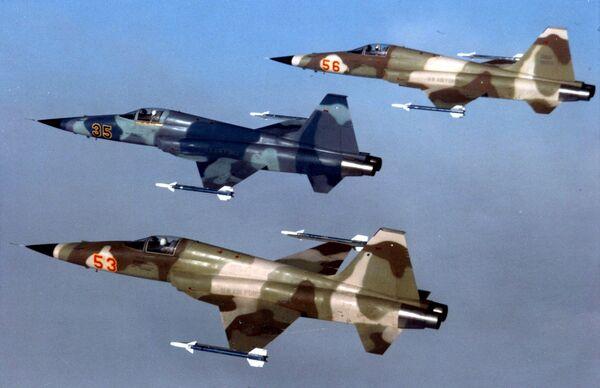 F-5 Tiger II - Sputnik Mundo