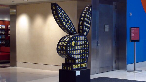 El logo de Playboy - Sputnik Mundo