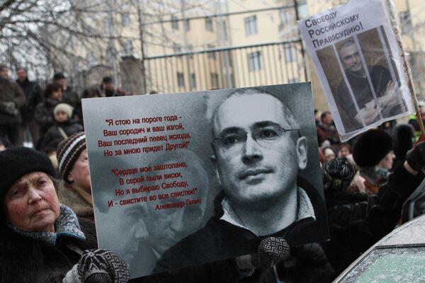Oposición presenta al Kremlin lista de 39 presos políticos - Sputnik Mundo