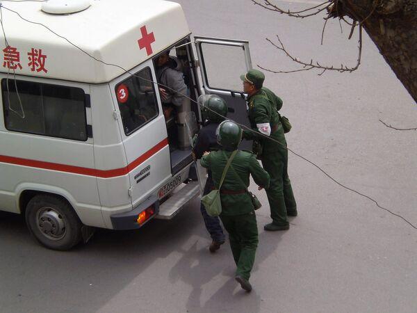 Autoridades informan de la muerte de los siete mineros bloqueados en una mina en el norte de China - Sputnik Mundo
