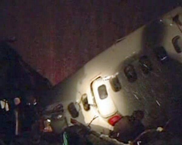 Avión Boeing-727 sufre accidente durante aterrizaje en Irán - Sputnik Mundo